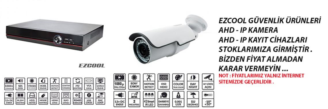 Ezcool Güvenlik Sistemleri