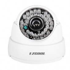 EZCOOL EZ-3220HD 2MP 2.8MM 36LED GENİŞ AÇI DOME