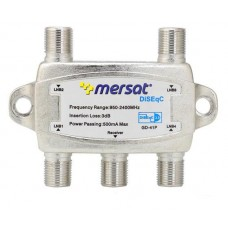 Mersat 4x1 Diseqc Switch